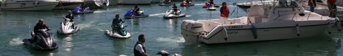 I Prueba del Campeonato Andaluz de Turismo de Motonáutica