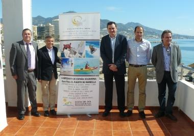 Fuengirola acogerá la tercera edición de Solmarina, completa de actividades náuticas