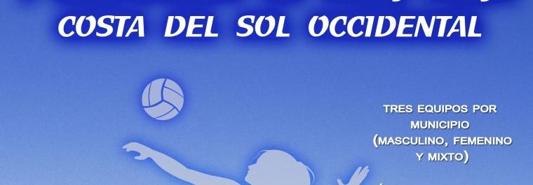 I CAMPEONATO DE VOLEY PLAYA DE LA COSTA DEL SOL OCCIDENTAL