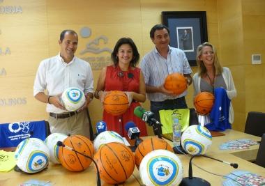 La Mancomunidad reparte cerca de 8.000 unidades de material deportivo para concienciar sobre reciclaje