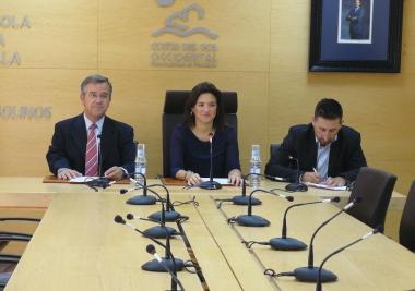 La Mancomunidad, con Estepona, Manilva y Casares, ofrece a la Junta financiar el 50 por ciento del CHARE