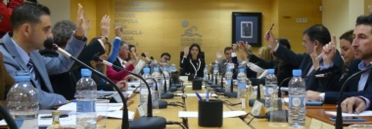 La Mancomunidad aprueba un presupuesto para 2015 que aumenta la inversión en un 27 por ciento