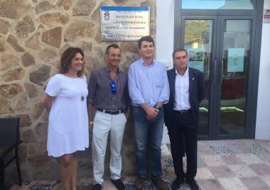 Benahavís convierte su viejo Ayuntamiento en Centro Cultural y Oficina Turística
