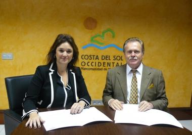 La Mancomunidad y el Colegio de Secretarios, Interventores y Tesoreros firman un convenio de colaboración