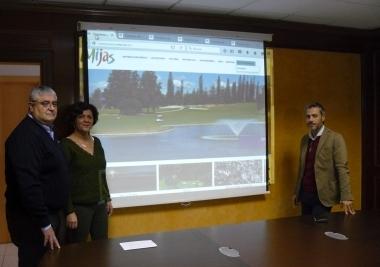 La Mancomunidad financia el nuevo portal web turístico de  Mijas