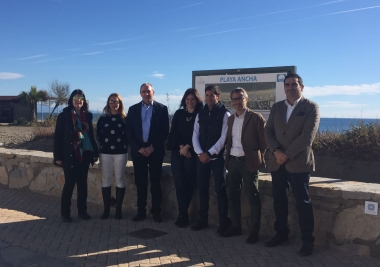 La Mancomunidad invierte en Casares 38.000 euros en equipamiento turístico