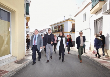 La Mancomunidad invierte en Benalmádena casi 400.000 €