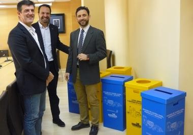 La Mancomunidad y Ecoembes ponen en marcha un proyecto de reciclaje de envases para establecimientos hosteleros