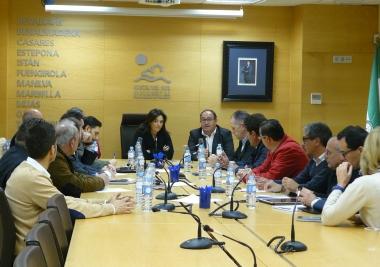 Las mancomunidades Occidental y Oriental coordinan acciones conjuntas