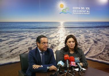 La Mancomunidad estudiará cómo alejar los colectores de las playas de la Costa Occidental