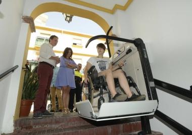 La Mancomunidad invierte en Torremolinos 412.850 euros en tres años
