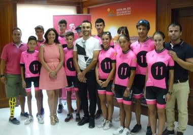 """Luis Ángel Maté promocionará el proyecto """"Bicycle Sleep"""" de la Mancomunidad"""
