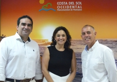 Acosol y el Ayuntamiento de Manilva colaboran para garantizar el suministro de agua al municipio