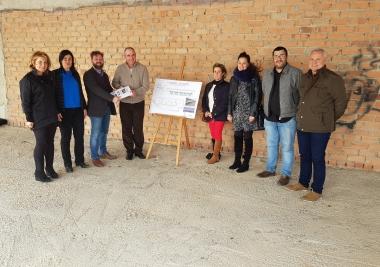 La Mancomunidad entrega a Casares el proyecto para su nueva guardería