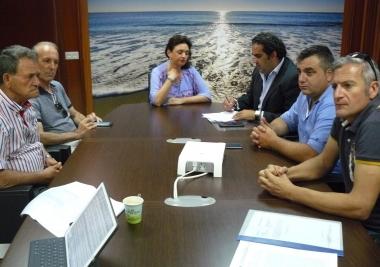 Acosol ayudará a los pescadores costasoleños con la depuración de los moluscos