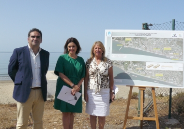 Acosol  invertirá 6 millones de euros en trasladar los colectores de Río Real-Los Monteros fuera de la playa