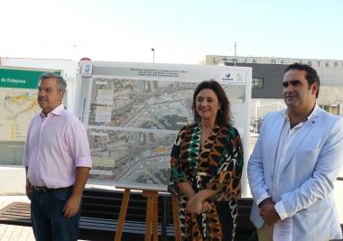 Acosol  invertirá más de 1,5 millones de euros en ampliar la red de colectores de saneamiento de Puerto de Estepona