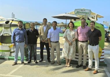"""La Mancomunidad lidera en Andalucía la campaña de reciclaje """"Movimiento Banderas Verdes por la sostenibilidad"""""""