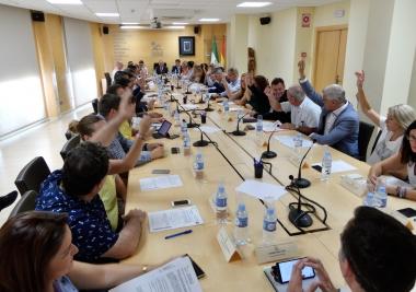 La Mancomunidad aprueba por unanimidad su estructura orgánica