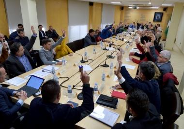 La Mancomunidad aprueba sus nuevos estatutos