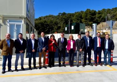 La Mancomunidad y el Ayuntamiento de Marbella ponen en servicio el nuevo Centro Ambiental de Transferencia de RSU