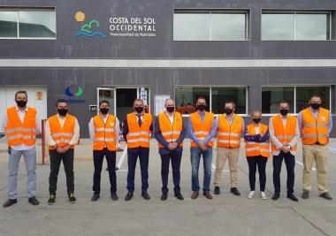 24 millones de Euros para modernizar el Complejo Medioambiental de Casares