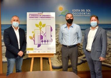 La Mancomunidad patrocina las V Jornadas de Urbanismo y Ordenación del Territorio de Manilva